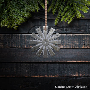Full Windmill Ornament