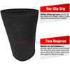 black iron bull strength 7mm knee sleeves features 2