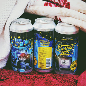 Blanket Fort | West Coast IPA |  (473ml can)
