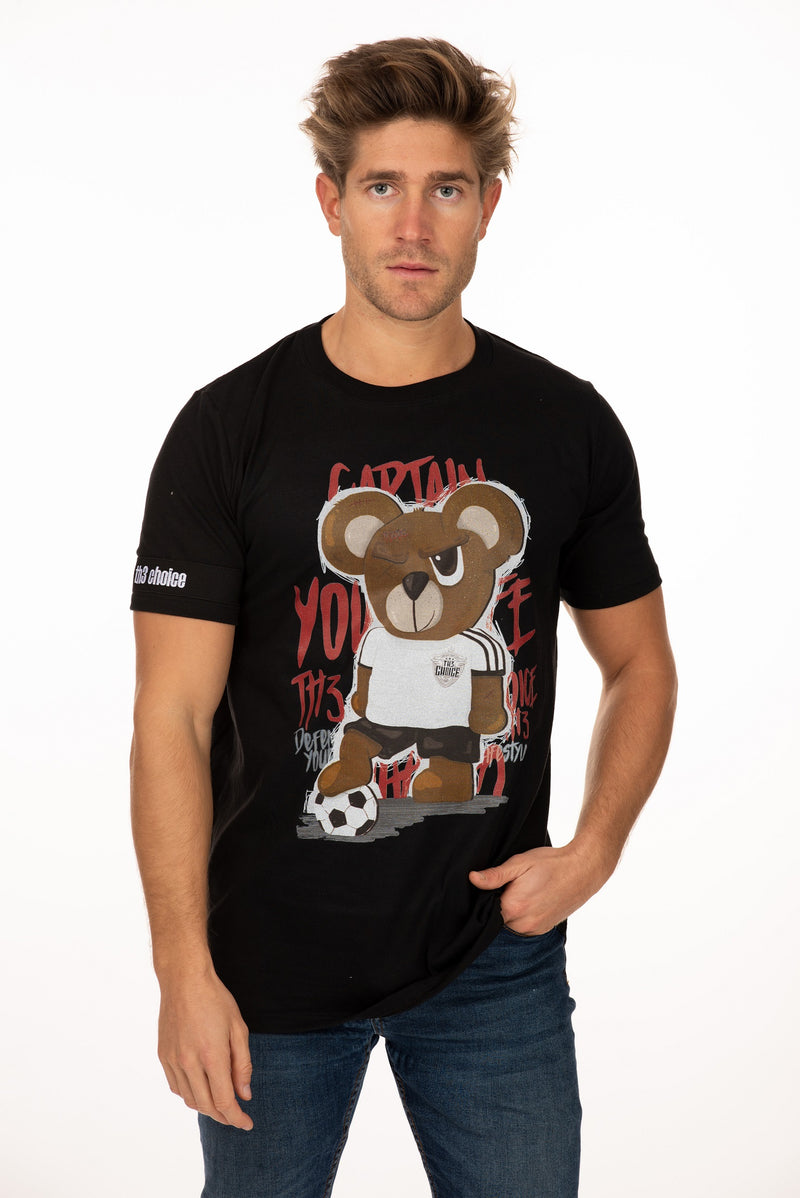 Camiseta Th3 Choice Bad Buddy - Th3Choice