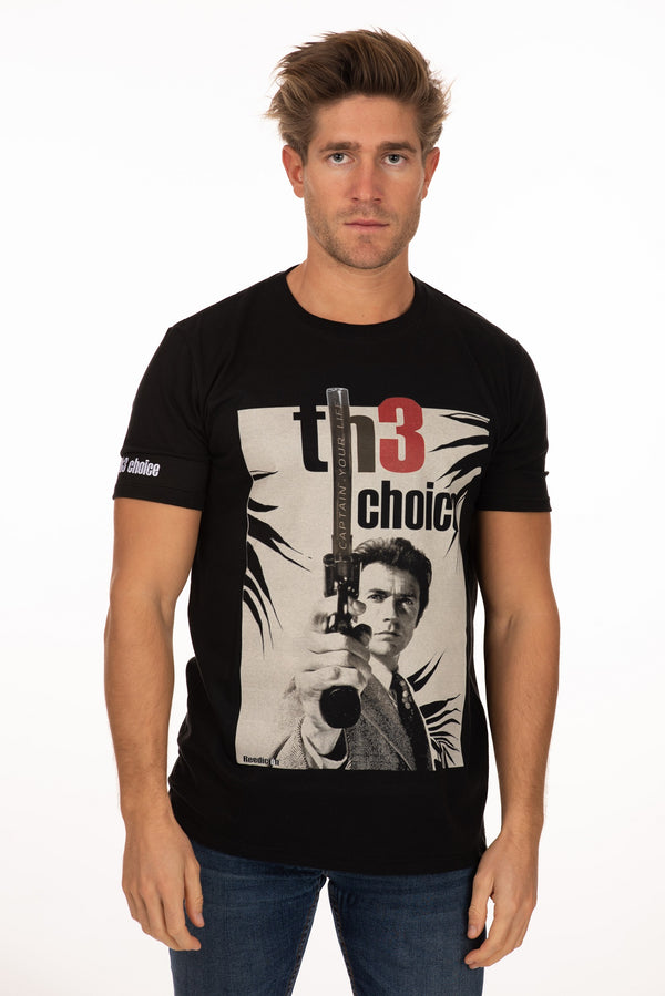 Camiseta Th3 Choice Clint - Th3Choice