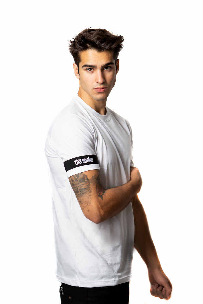 Camiseta Essential Blanca
