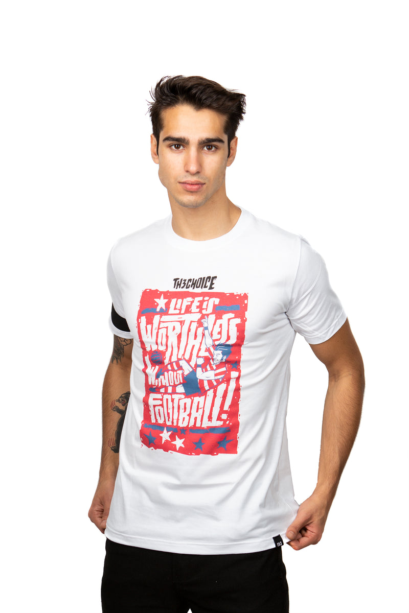 Camiseta Football is Life