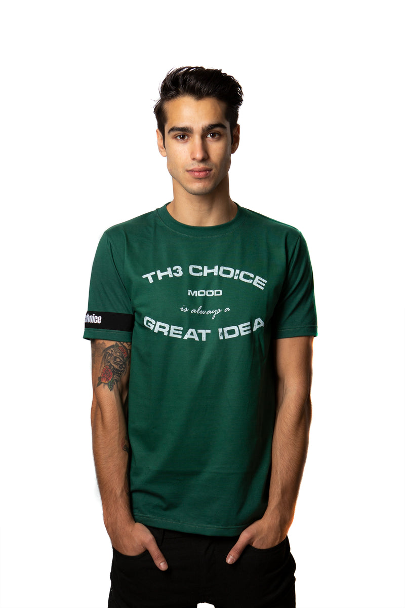 Camiseta Th3Choice Mood Pine