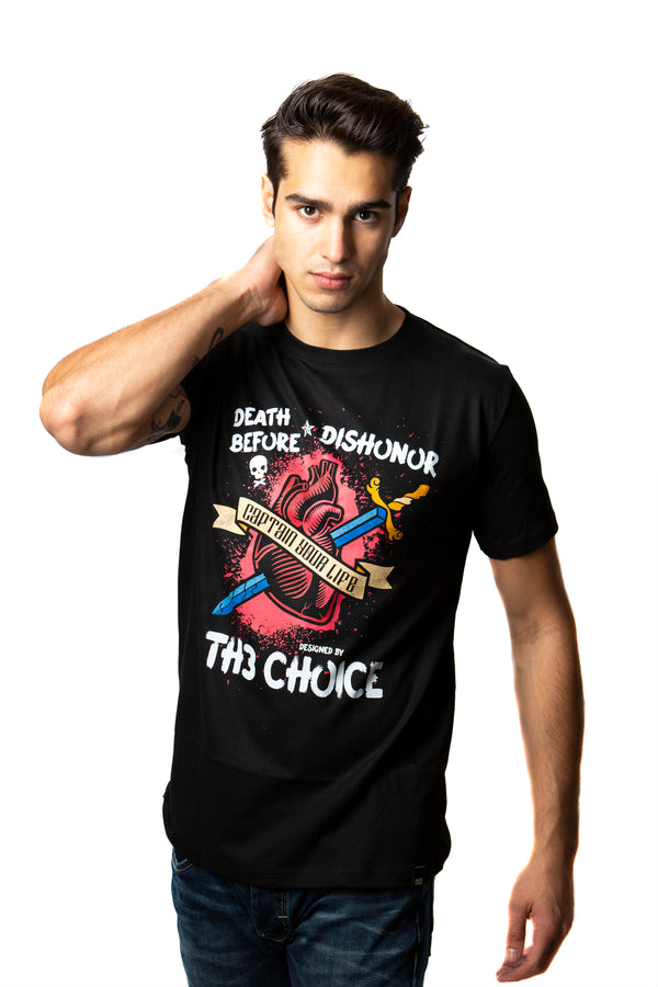 Camiseta Dishonor