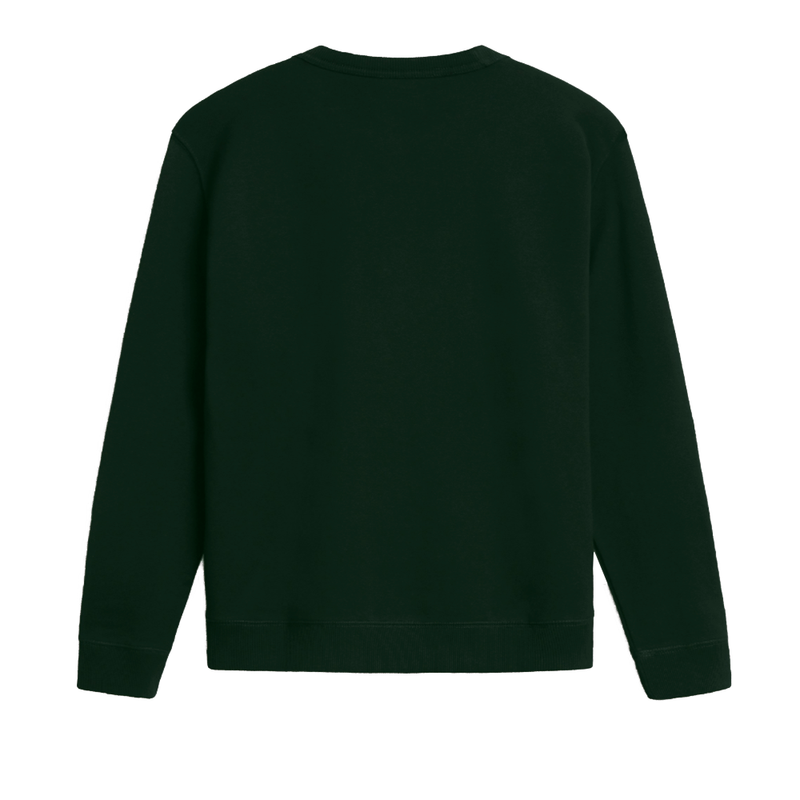 Sudadera Verde Th3 King
