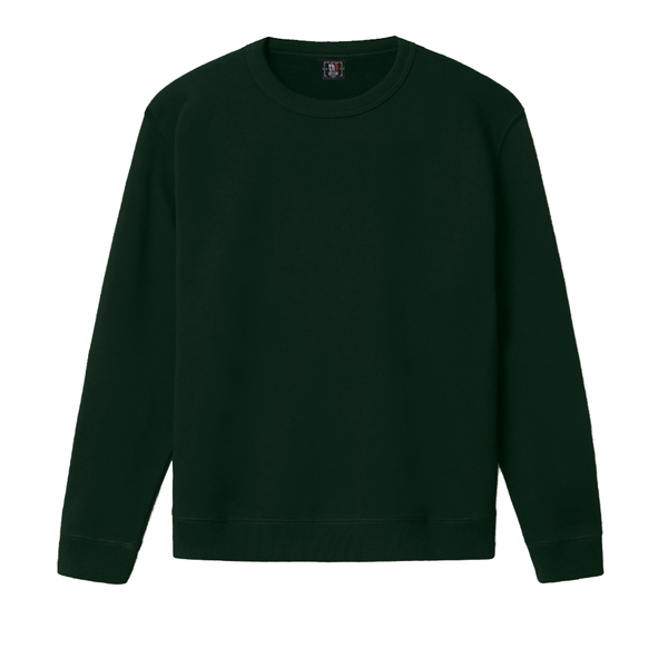 "SUDADERA VERDE PINO TH3CHOICE ""DESIGNED BY YOU"""