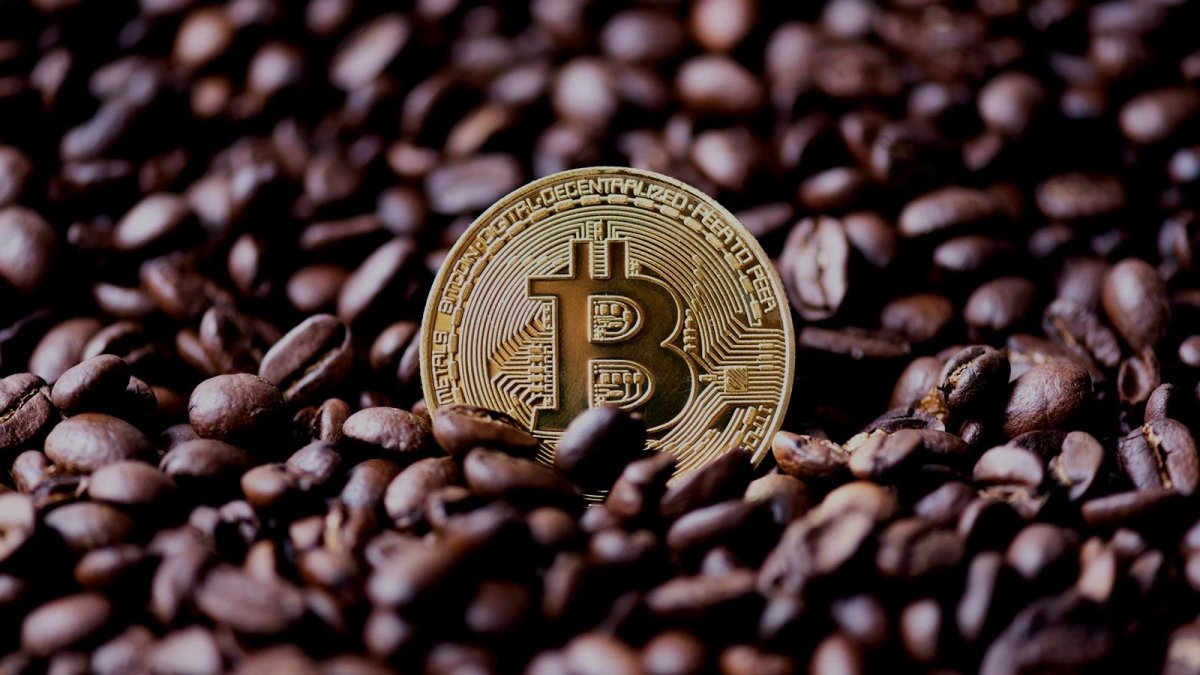 GothRider Accepts Cryptocurrency for Buying Coffee | GothRider®