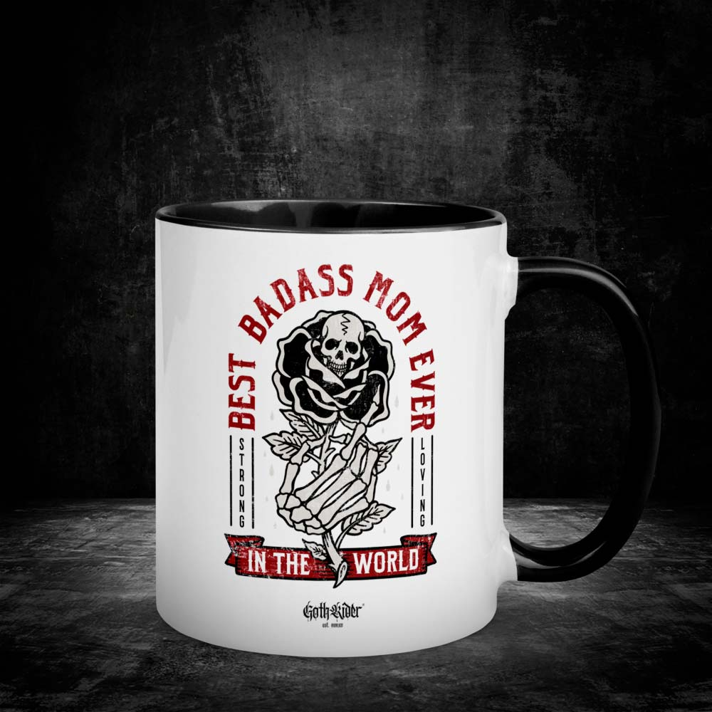 Best Mother Ever Mug - GothRider®