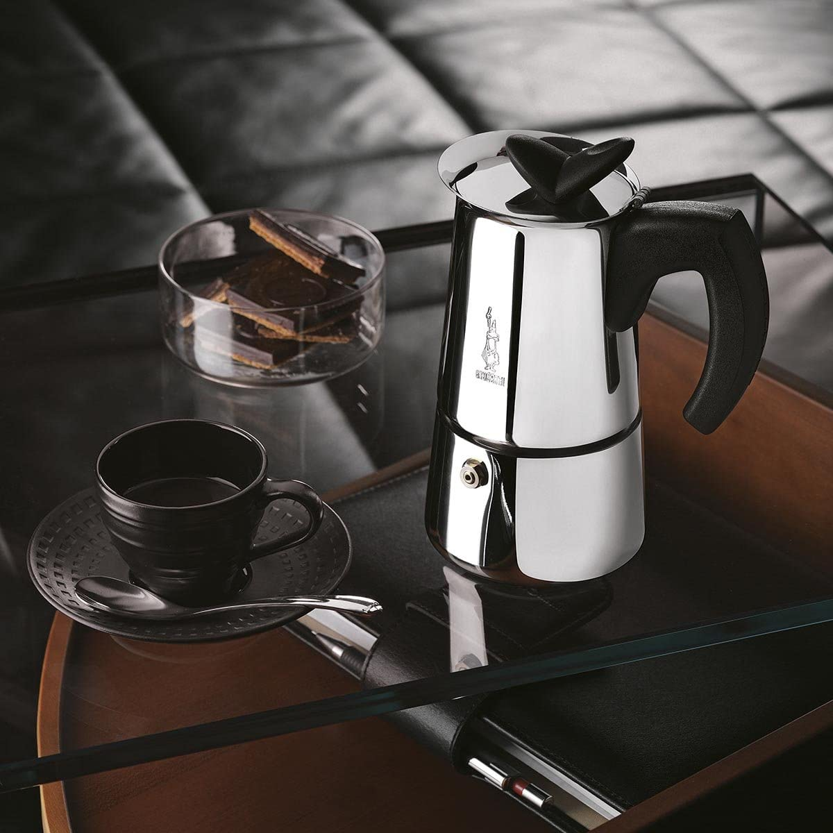 Bialetti Musa Induction Moka Pot - GothRider®