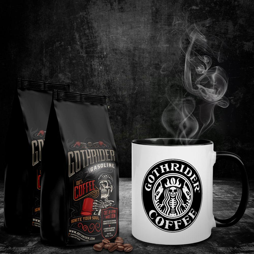 Gasoline Coffee Mermaid Kit - GothRider®
