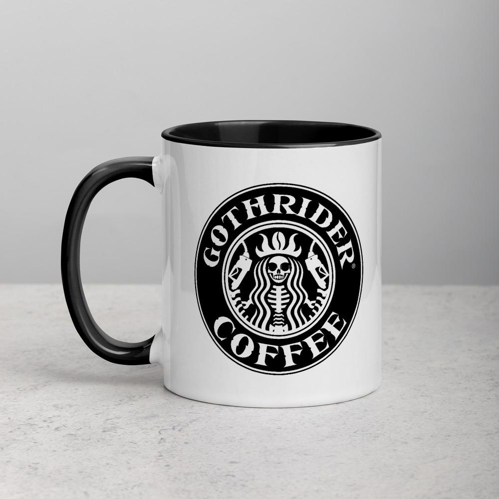 Gasoline Mermaid Mug - GothRider®