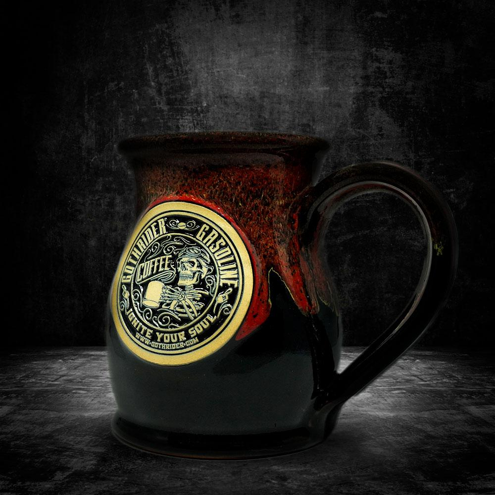GothRider Gasoline Belly Limited Edition Mug - GothRider®