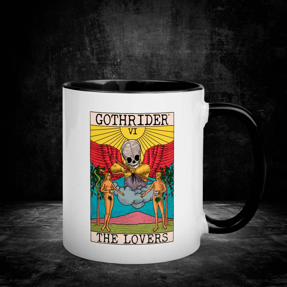 The Lovers Mug - GothRider®