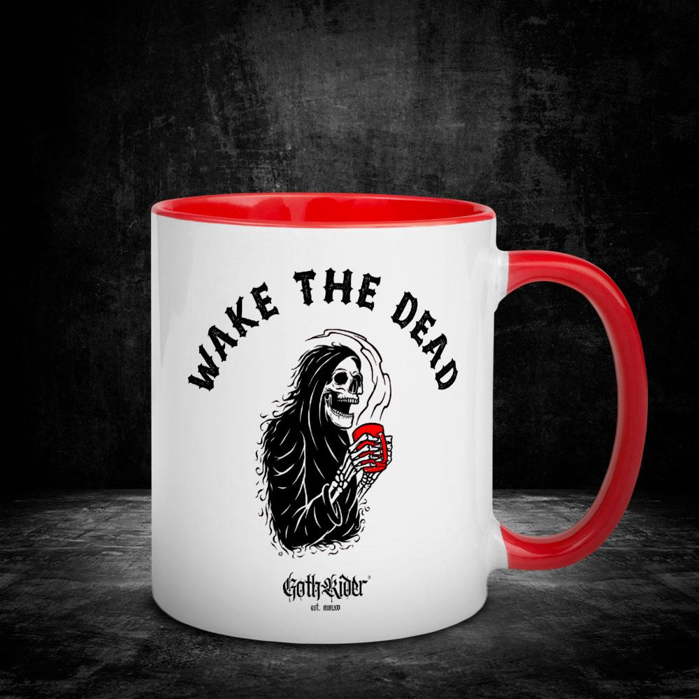 Wake The Dead Mug - GothRider®