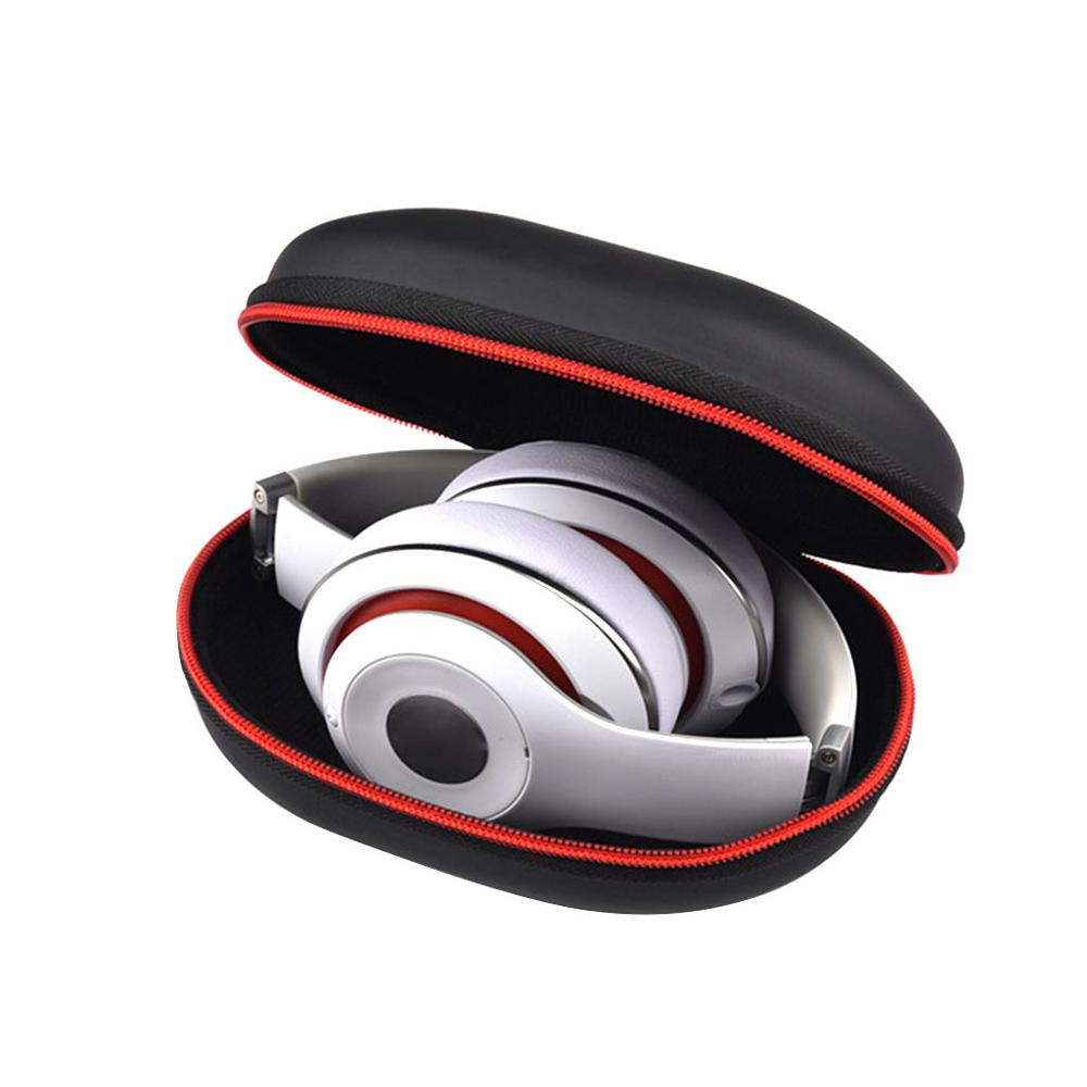 Portable Earphone Headset Hard Storage Box for Beats solo 2 3 studio 2.0 for Sony Bluetooth Earphone Case