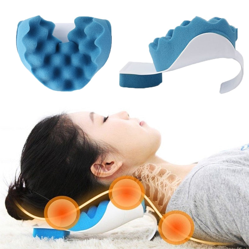 2021 New Arrived Neck And Shoulder Relaxation Pillow