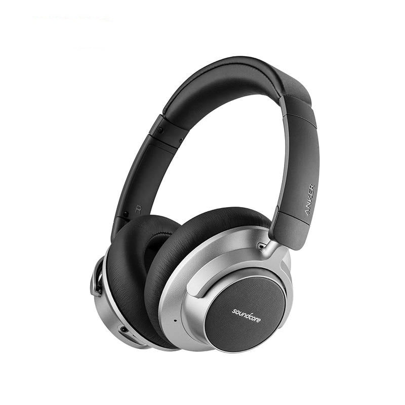Foldable Design Sound Core Wireless Noise Cancelling Headphones Touch Control 20-Hour Playtime