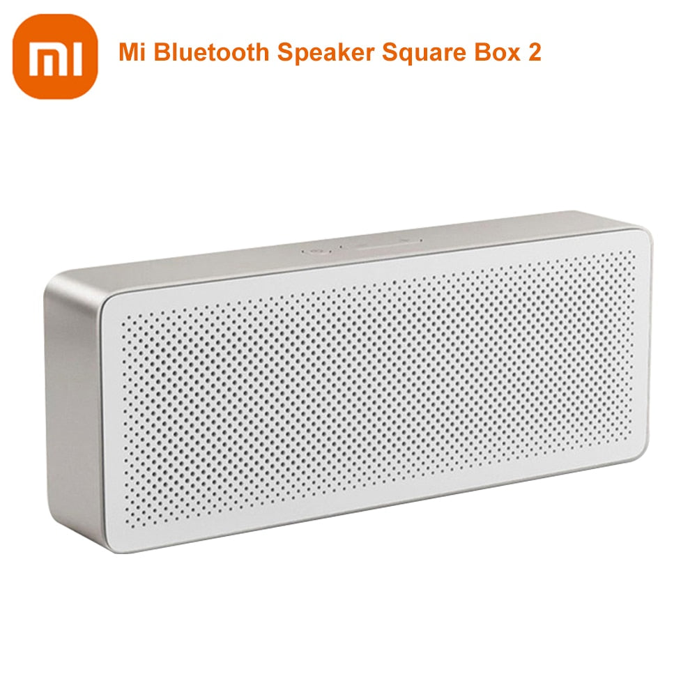 Original Xiaomi Mi Bluetooth Speaker Square Box Stereo Wireless HD High Definition Sound