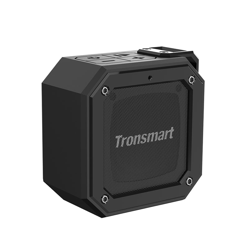 Tronsmart Groove (Force Mini) Bluetooth Waterproof Speaker IPX7 Column Portable Speaker for the computer with 24H Playtime