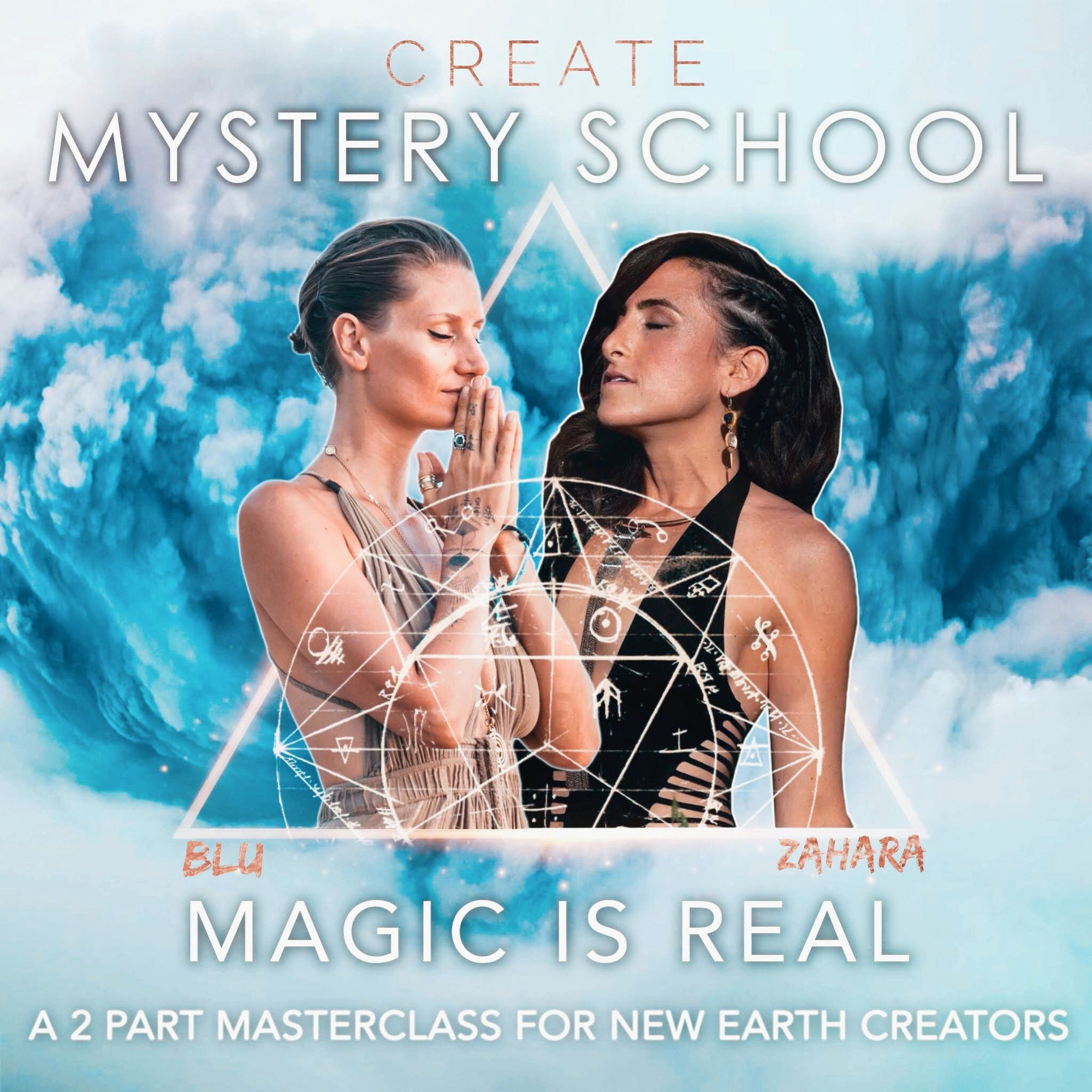 Mystery School: Magic is Real (FULL SERIES - PARTS 1 & 2)