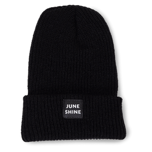 Flight Beanie - Black