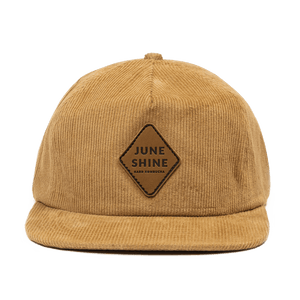 Camp Hat - Tan