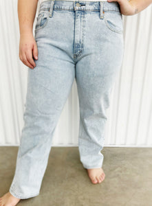 Levi's Lightwash Jeans (41)
