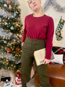 Army Wool Pants (33)
