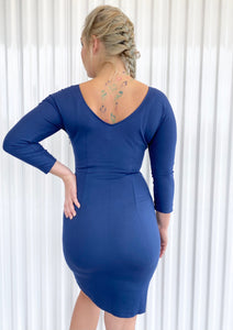 Piazza Sempione Knit Stretch Dress