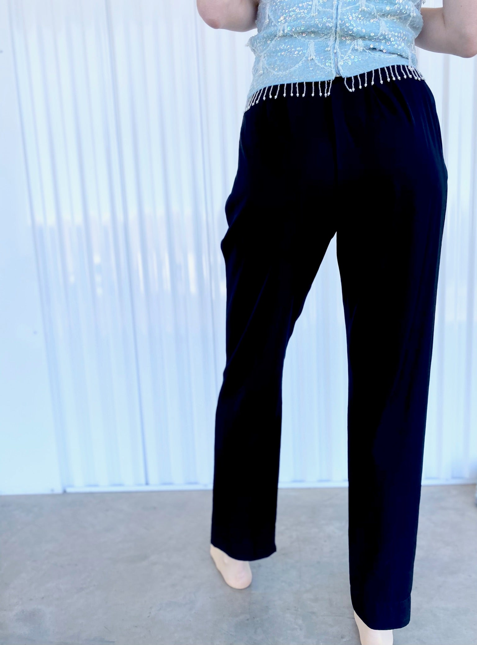 Chanel Trousers (42)
