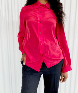 Blassport Chiffon Blouse