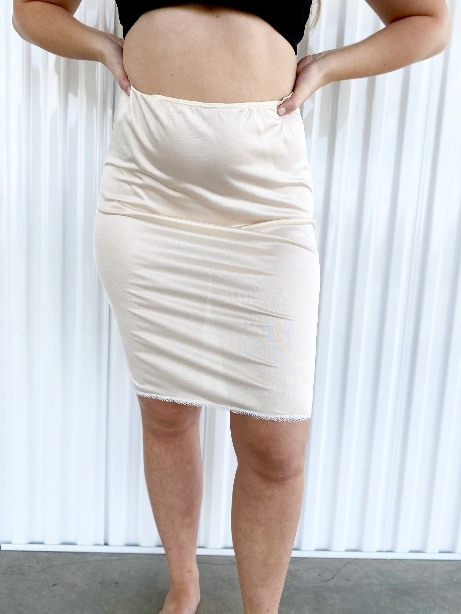 'Butterfly' Slip Skirt