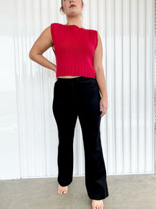 Moschino Flared Trousers (10)
