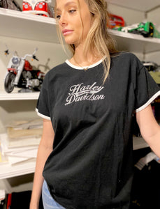Harley Cotton Tee (L)