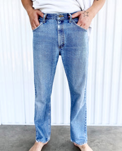 Vintage Lee Lightwash Denim Jeans