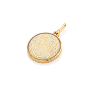 Alex and Ani Two Tone Path of Life Pendant Charm
