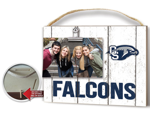 Cactus Shadows High School Falcons Clip it Frame
