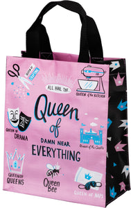Daily Tote - Queen of Damn Near Everything