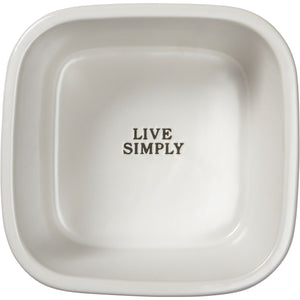 PBK Server Set - Live Simply