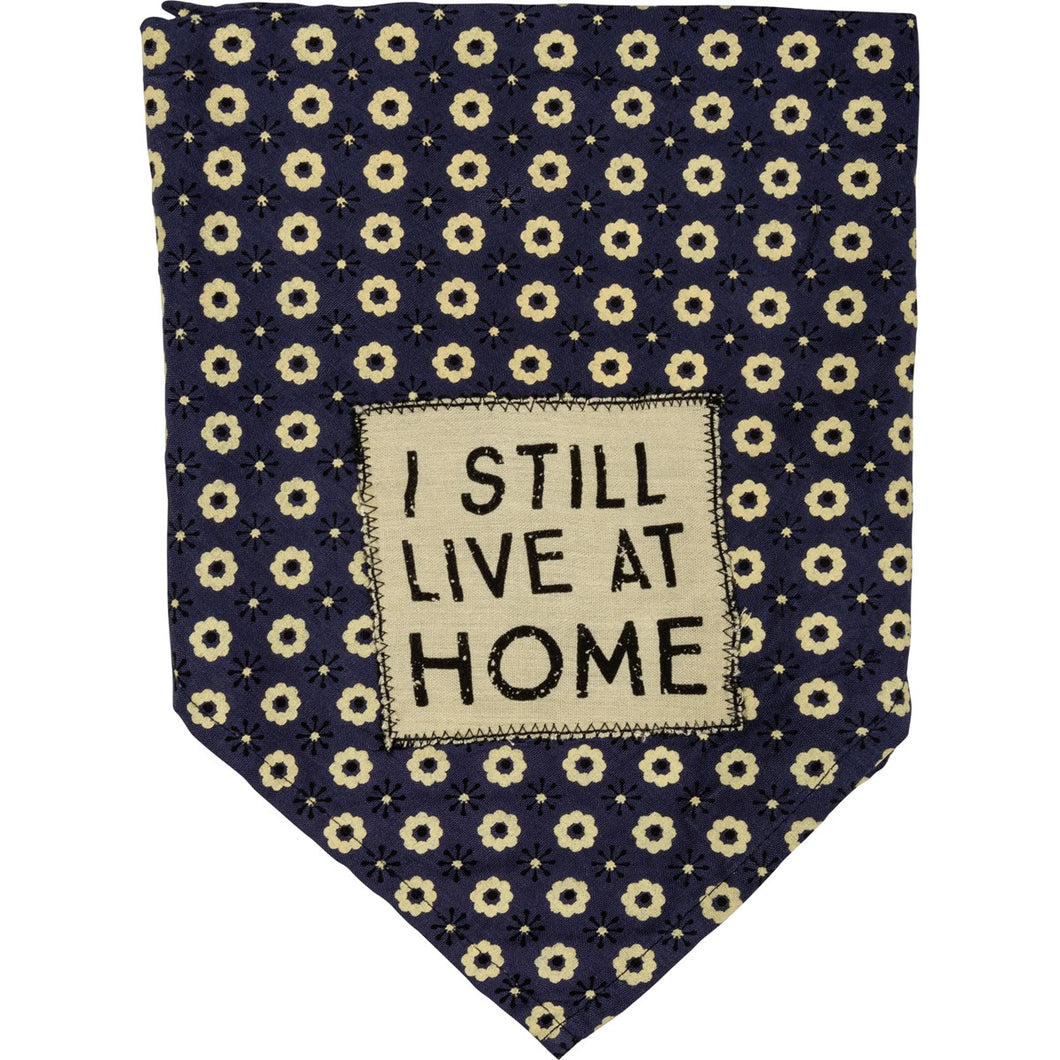 Pet Bandana - I Still Live at Home