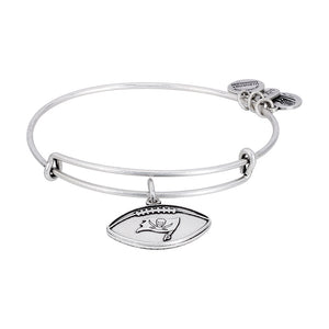 Alex and Ani Tampa Bay Buccaneers Football Charm Bangle