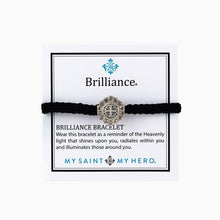 Load image into Gallery viewer, Brilliance Bendictine Blessings Bracelet