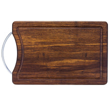 Load image into Gallery viewer, Crushed Bamboo Cutting and Serving Board - 13""