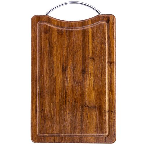Crushed Bamboo Cutting and Serving Board - 13