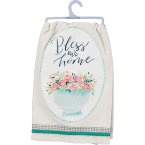 Bless Our Home- Dish Towel