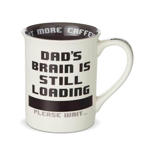 Dad Processing Heat Change- Mug