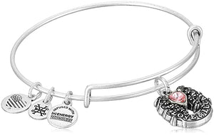 Fortune's Favor Charm Bangle