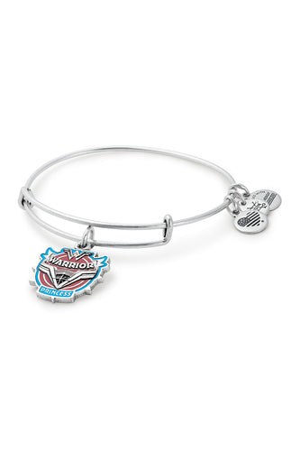 Alex and Ani Wonder Woman Warrior Princess Charm Bangle