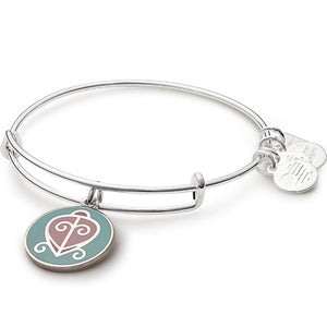 Alex and Ani The Way Home Charm Bangle